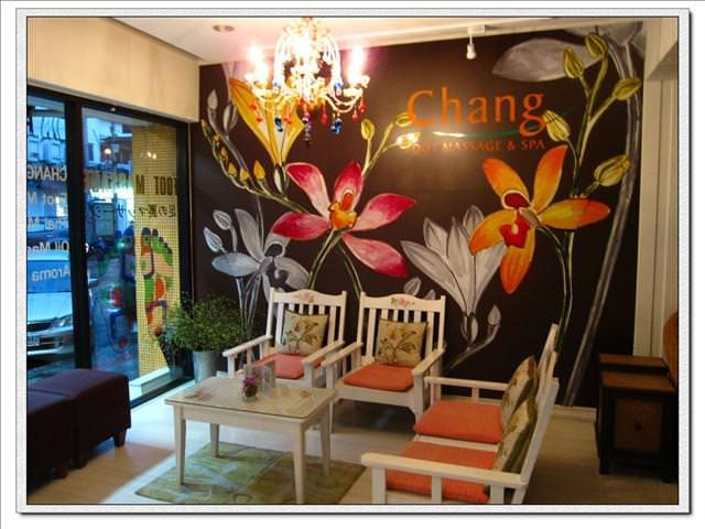 【09曼谷.天使之城】- DAY5 溫馨的SPA小店 Chang Foot Massage&SPA