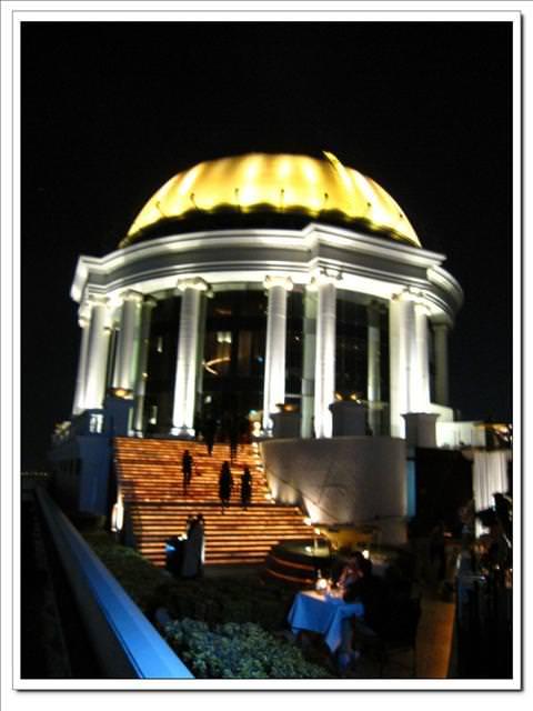 【09曼谷.天使之城】- DAY2 曼谷必訪的絕美夜景 SIROCCO&DISTIL