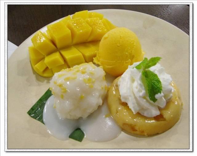 【09曼谷.天使之城】- DAY5 念念不忘的夏日甜點 Mango Tango