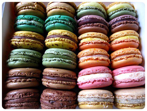 【巴黎】甜點界的畢卡索 PIERRE HERMÉ Macaron 馬卡龍