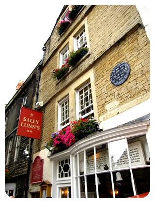 【午茶】觀光客必訪的 Sally Lunn's @ Bath