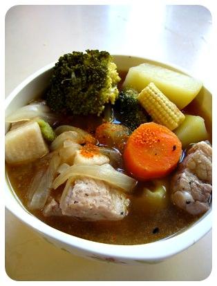 【UK食習】馬鈴薯燉肉
