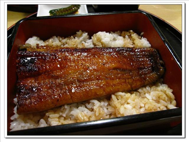 【食記】梅子鰻蒲燒專賣店