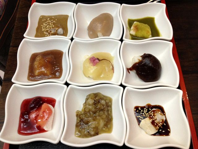 【食記】甘味處 もち餅屋 烤麻糬 @ 永康街