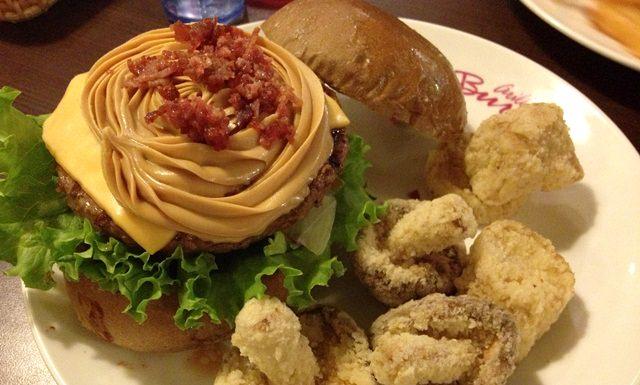 【食記】Bravo Burger 發福廚房‧公館店