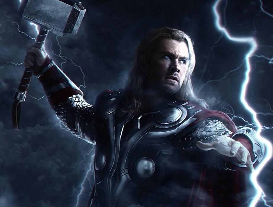 圖片來源:電影《雷神索爾2:黑暗世界》(Thor: The Dark World, 2013)