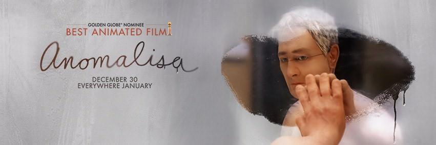 Movie, Anomalisa(美國) / 安諾瑪麗莎(台灣) / 失常(豆瓣), 電影海報, 美國, 橫式
