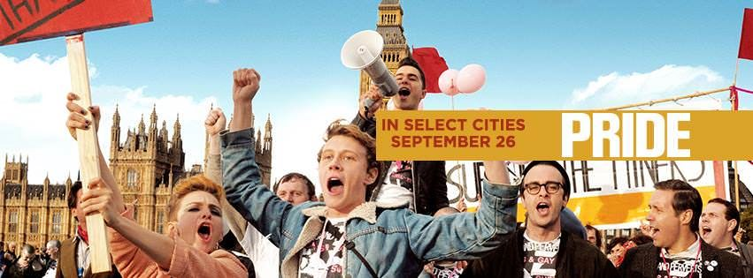 Movie, Pride(英國) / 驕傲大聯盟(台) / 骄傲(網), 電影海報, 英國, 橫式