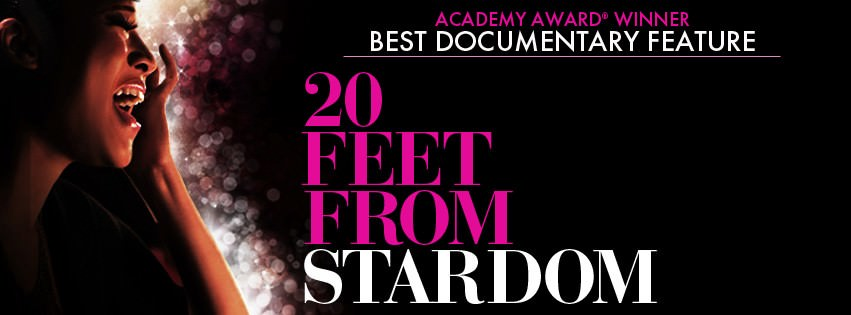 Movie, 20 Feet from Stardom(美國) / 伴唱人生:聚光燈外20呎(台) / 我就嚟是歌手(港) / 离巨星二十英尺(網), 電影海報, 美國, 橫式