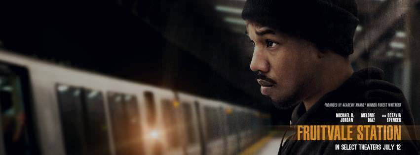 Movie, Fruitvale Station(美國) / 奧斯卡的一天(台) / 公義終站(港) / 弗鲁特韦尔车站(網), 電影海報, 美國, 橫式