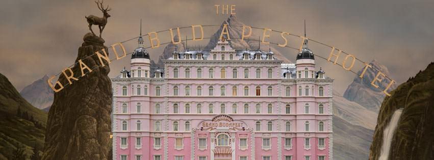 Movie, The Grand Budapest Hotel(美國.德國.英國) / 歡迎來到布達佩斯大飯店(台) / 布達佩斯大酒店(港), 電影海報, 美國, 橫式