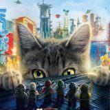 Movie, The Lego Ninjago Movie(美國.丹麥) / 樂高旋風忍者電影(台) / LEGO旋風忍者大電影(港) / 乐高幻影忍者大电影(網), 電影海報, 台灣