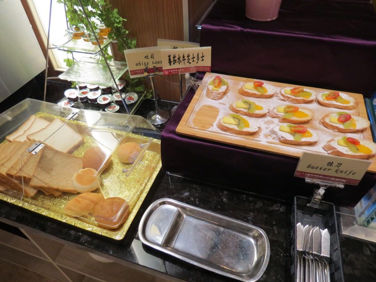 幸福百匯歐式自助餐, 餐點種類