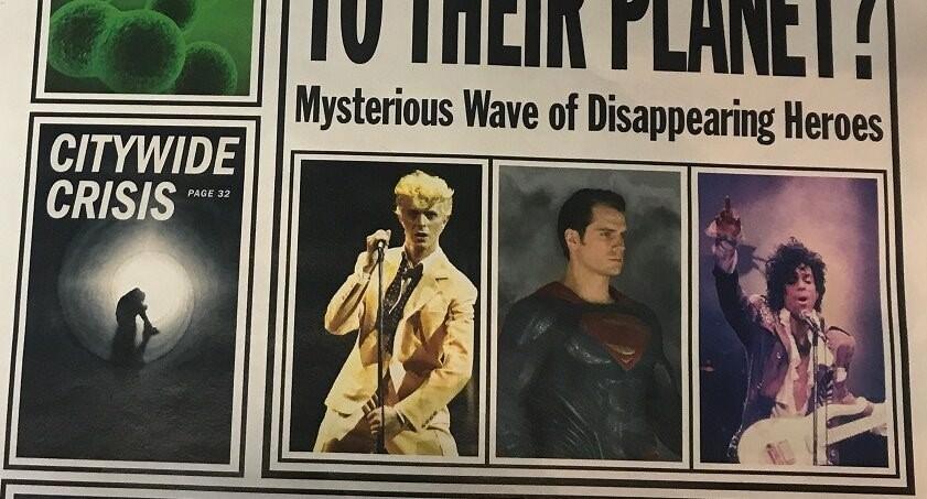 Movie, Justice League(美國) / 正義聯盟(台.港) / 正义联盟(中), 背景知識補充