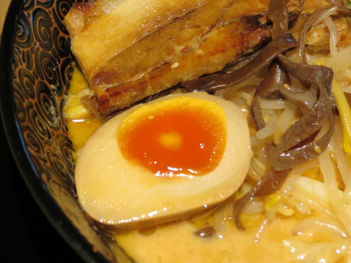 麵家三士@南港車站店, 餐點, 華麗三士拉麵