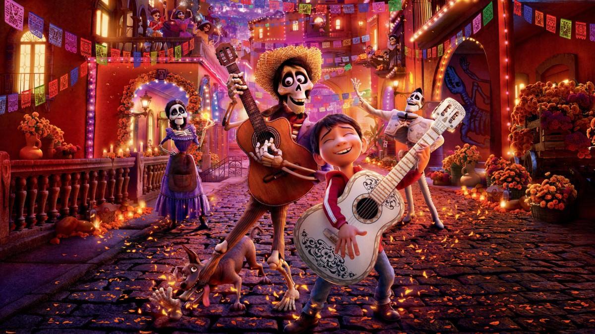 Movie, Coco(美國) / 可可夜總會(台) / 寻梦环游记(中) / 玩轉極樂園(港), 電影劇照