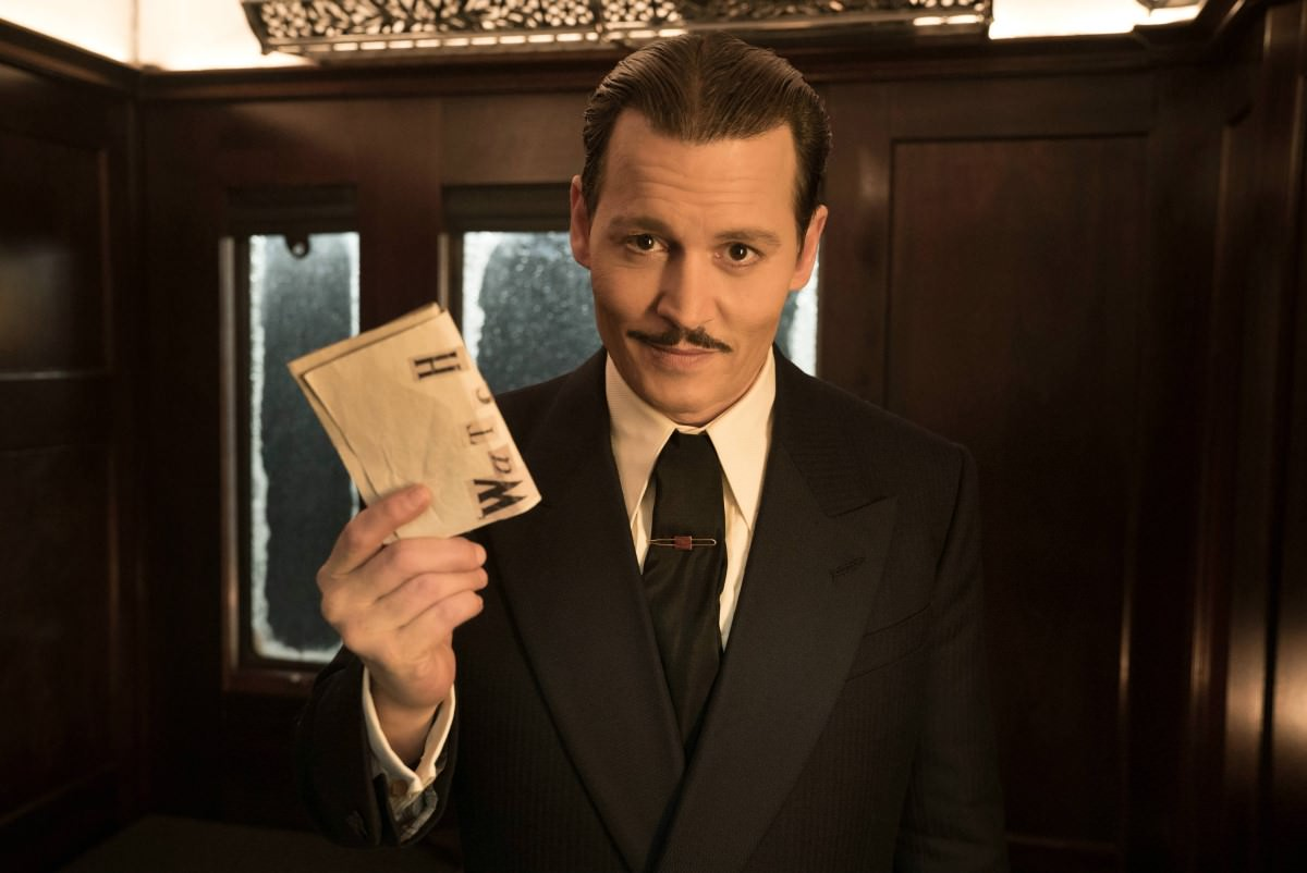 Movie, Murder on the Orient Express(美國.馬爾他) / 東方快車謀殺案(台.港) / 东方快车谋杀案(中), 電影宣傳照
