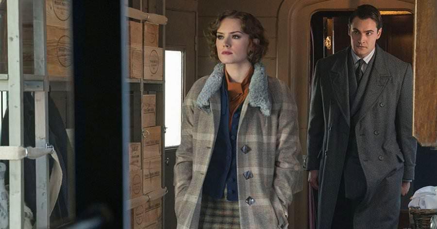 Movie, Murder on the Orient Express(美國.馬爾他) / 東方快車謀殺案(台.港) / 东方快车谋杀案(中), 電影劇照