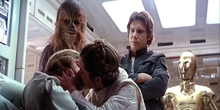 Movie, Star Wars Episode V: The Empire Strikes Back(美國) / 星際大戰五部曲:帝國大反擊(台) / 星球大战V:帝国反击战(中) / 星球大戰:帝國反擊戰(港), 電影劇照