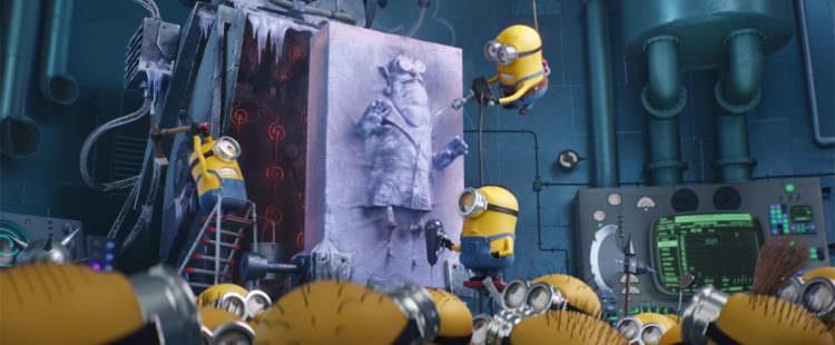 Movie, Despicable Me 3(美國) / 神偷奶爸3(台.中) / 壞蛋獎門人3(港), 電影劇照