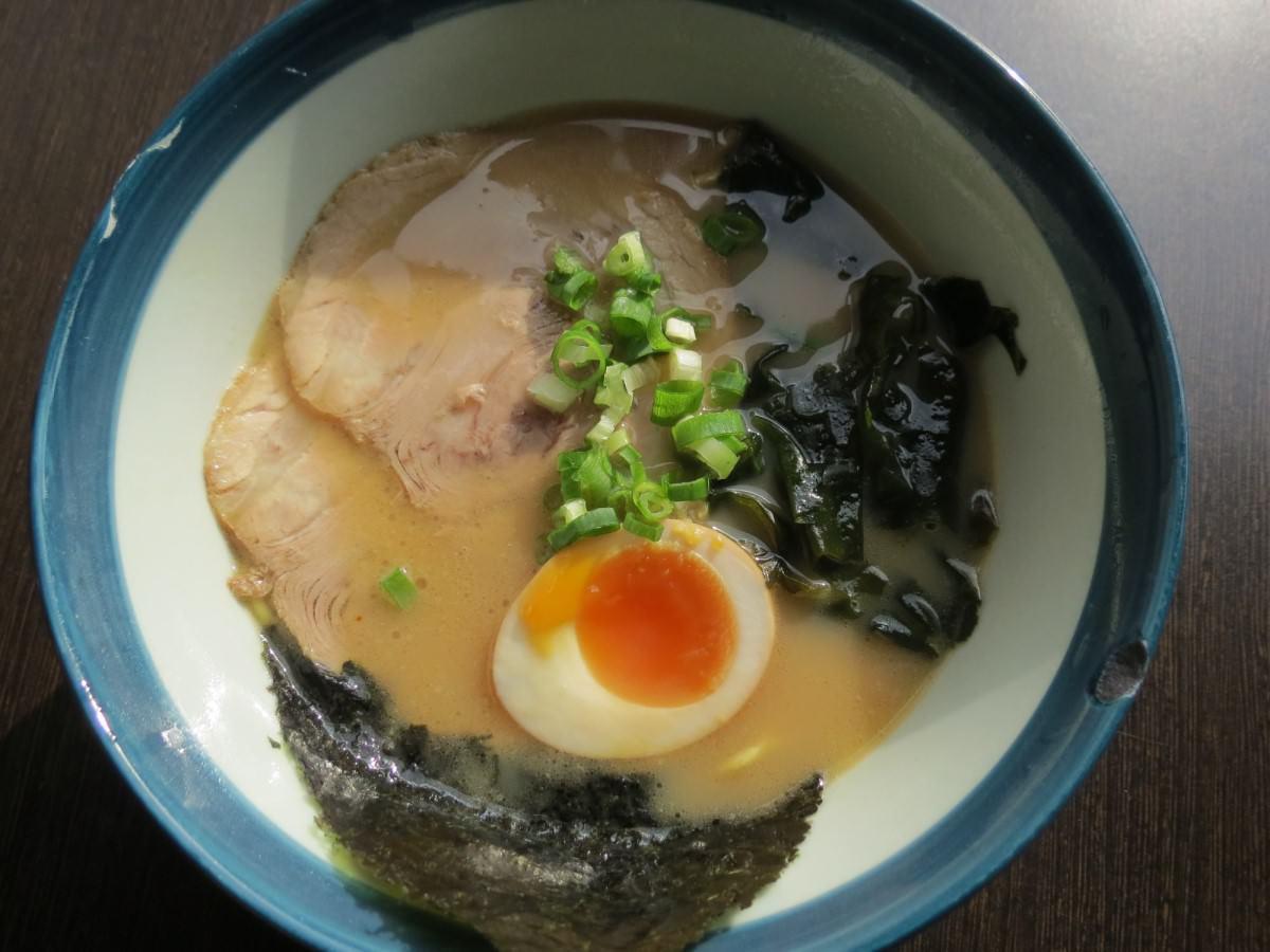 九湯屋日本拉麵@萬華店, 餐點, 東京豚骨拉麵