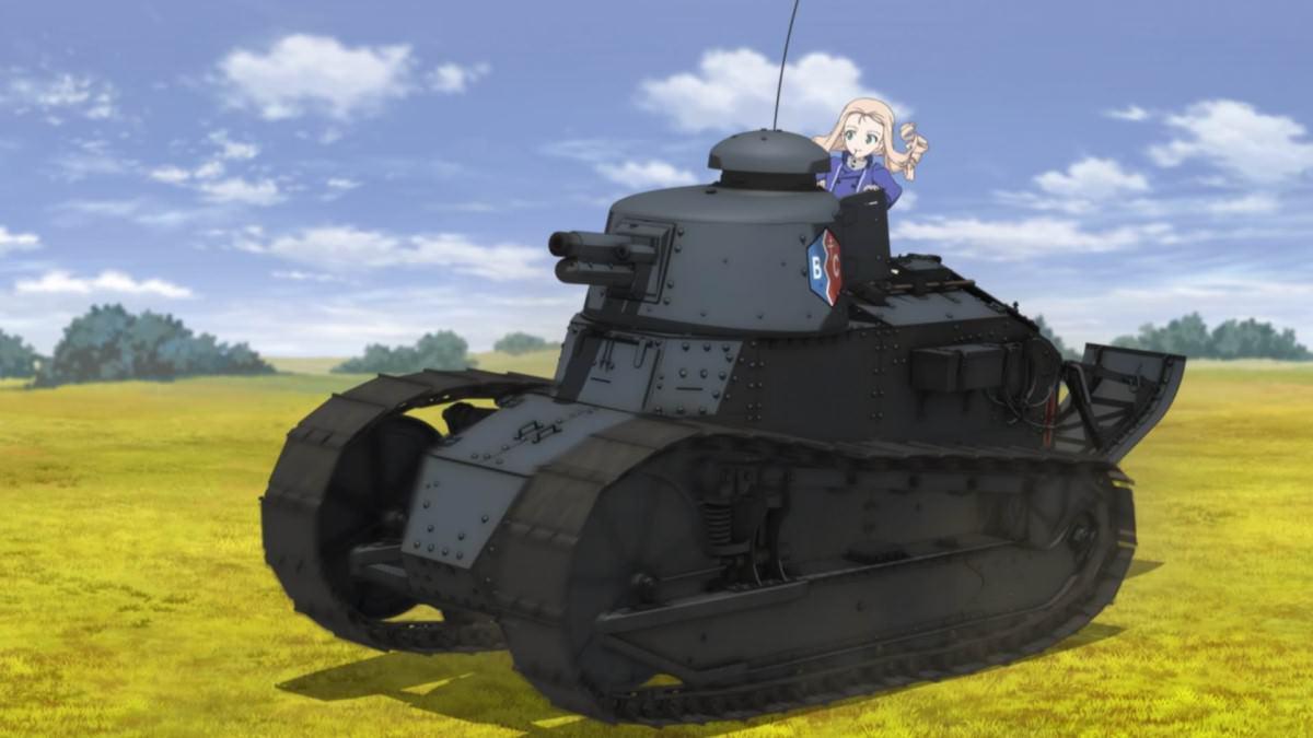 Movie, ガールズ&パンツァー 最終章 第1話(日本) / 少女與戰車最終章:第一話(台) / Girls & Panzer The Final Chapter One(英文), 電影劇照