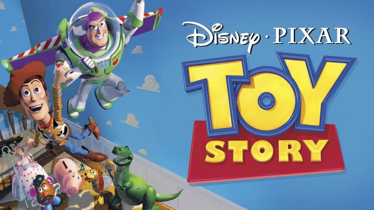 Movie, Toy Story(美國) / 玩具總動員(台) / 玩具总动员(中) / 反斗奇兵(港), 電影海報, 美國, 橫式