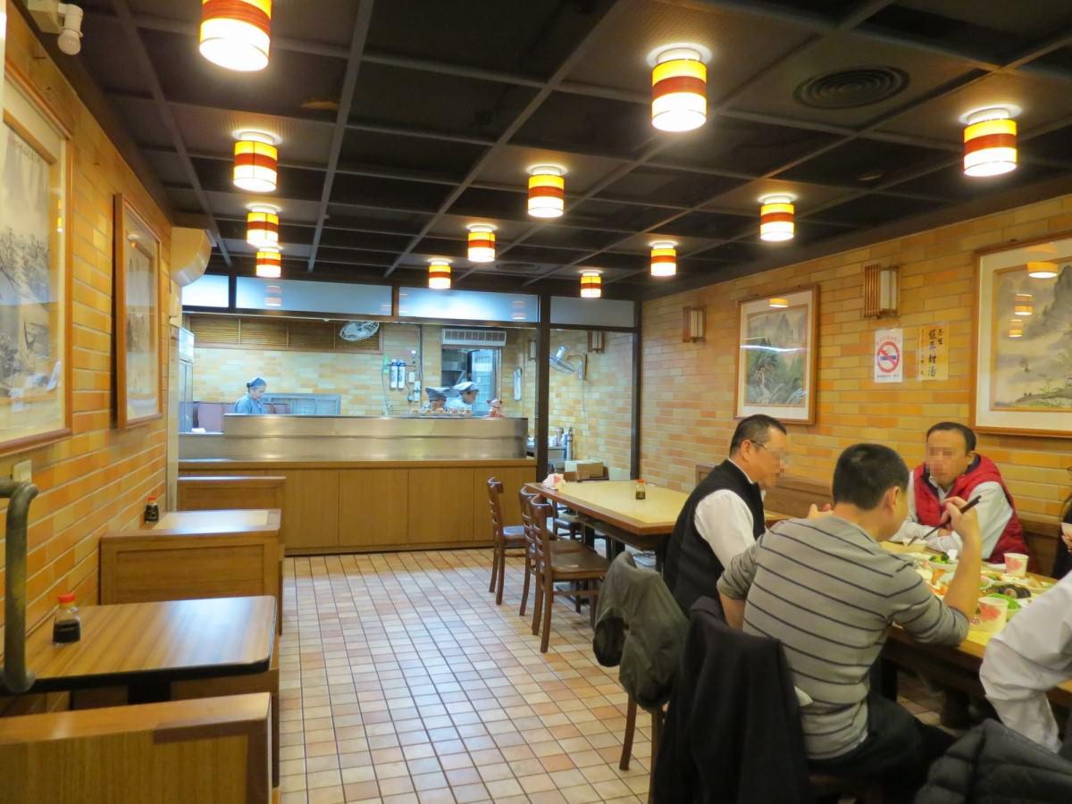 小巷亭日本料理, 用餐環境