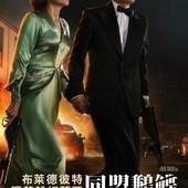 Movie, Allied(美國) / 同盟鶼鰈(台) / 间谍同盟(中) / 伴諜同盟(港), 電影海報, 台灣