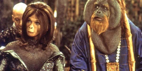 Movie, Planet of the Apes(美國) / 決戰猩球(台) / 猿人爭霸戰(港), 電影劇照