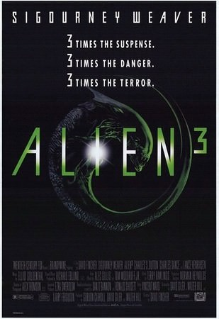 Movie, Alien³(美國) / 異形3(台), 電影海報, 美國
