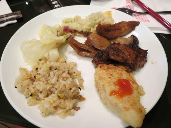 成吉思汗蒙古烤肉, 餐點