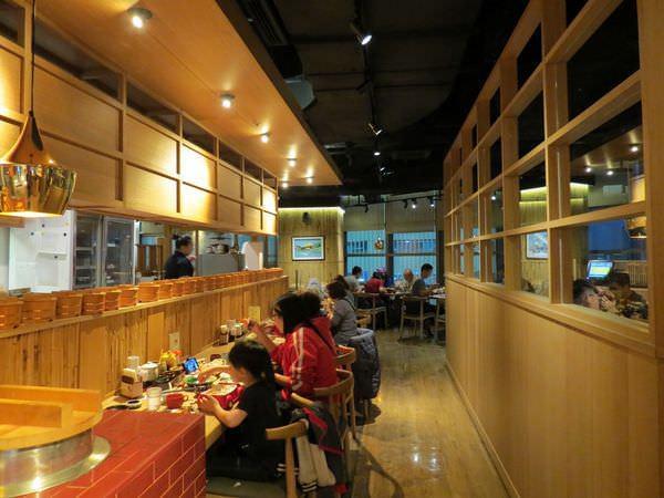 靜岡勝政日式豬排@南港citylink店, 用餐環境