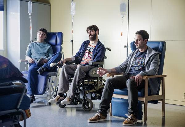 Movie, 100 metros(西班牙.葡萄牙) / 100公尺的人生(台) / 生命中的百米(網), 電影劇照