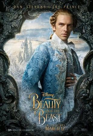 Movie, Beauty and the Beast(美國) / 美女與野獸(台.港) / 美女与野兽(中), 電影海報, 美國, 角色海報