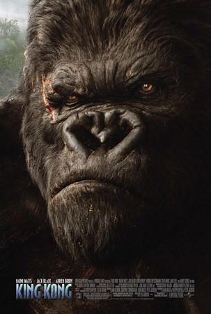 Movie, King Kong(紐西蘭.美國.德國) / 金剛(台) / 金刚(中) / King Kong(港), 電影海報, 美國