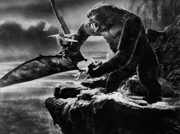 Movie, King Kong(美國), 電影劇照