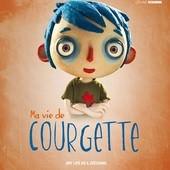 Movie, Ma vie de courgette(法國) / 酷瓜人生(台) / My Life as a Courgette(英文) / 西葫芦的生活(網), 電影海報, 國際版
