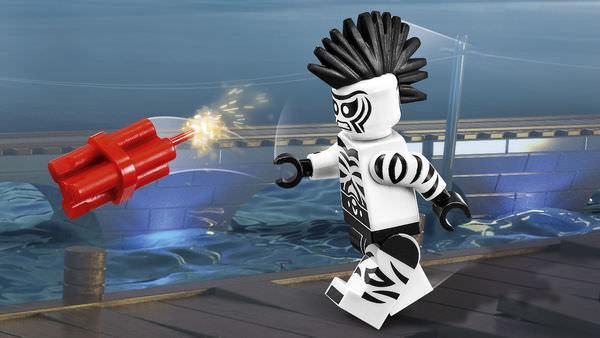 Movie, The Lego Batman Movie(美國) / 樂高蝙蝠俠電影(台) / 乐高蝙蝠侠大电影(中) / LEGO 蝙蝠俠英雄傳(港), 樂高玩具