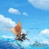 Movie, Moana(美國) / 海洋奇緣(台.中) / 魔海奇緣(港), 電影海報, 美