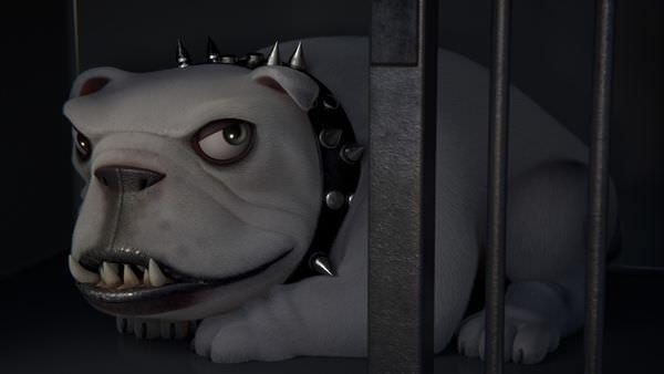 Movie, ルドルフとイッパイアッテナ(日本) / 黑貓魯道夫(台) / Rudolf the Black Cat(英文), 電影劇照