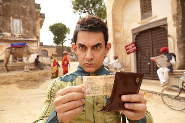 Movie, PK(印度) / 來自星星的傻瓜PK(台) / 我的个神啊(中) / 來自星星的PK(港), 電影劇照