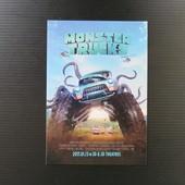 Movie, Monster Trucks(美國) / 怪獸卡車(台) / 魔獸戰車(港), 電影DM(酷卡)