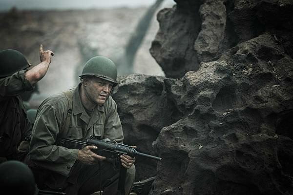 Movie, Hacksaw Ridge(美國) / 鋼鐵英雄(台) / 血战钢锯岭(中) / 鋼鋸嶺(港), 電影劇照
