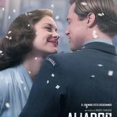 Movie, Allied(美國) / 同盟鶼鰈(台) / 间谍同盟(中) / 伴諜同盟(港), 電影海報, 西班牙