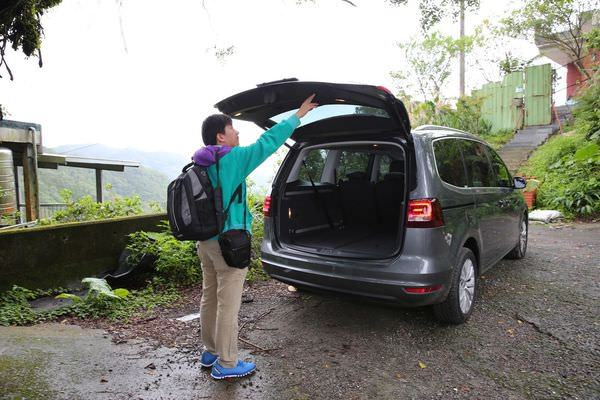 Volkswagen Sharan 330 TDI Highline MY2016, 新車試乘, 鱷魚島, 潭腰道路