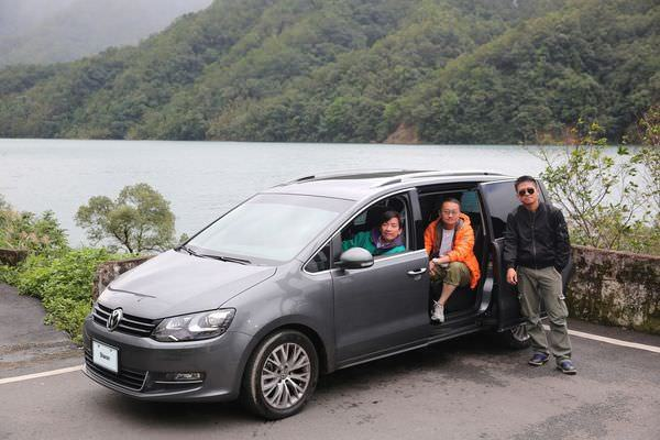 Volkswagen Sharan 330 TDI Highline MY2016, 新車試乘, 塗潭巷