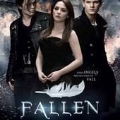 Movie, Fallen(美國.匈牙利) / 墮落天使(台) / 折翼天使首部曲: 魔咒之吻(港), 電影海報