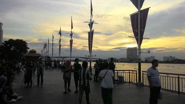 河濱夜市(Asiatique the Riverfront), 泰國, 曼谷市