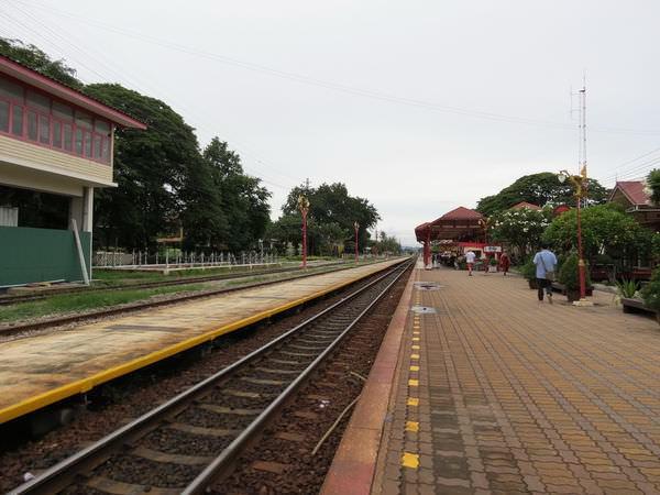 華欣火車站(Hua Hin Railway Station), 泰國, 班武里府, 華欣